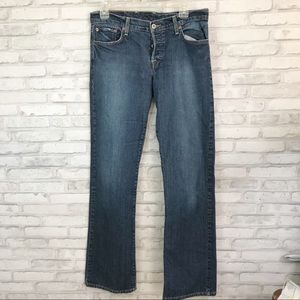 LUCKY BRAND Easy Rider Jeans 8/29 Long